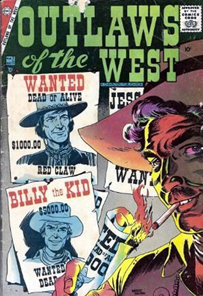 Outlaws of the West (1957-80)