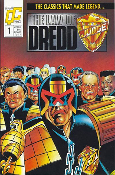 Law of Dredd, The (1988-92)